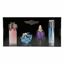 Thierry Mugler Mini Perfume Collection SET ANGEL DROP WOMANITY ALIEN MINIATURE