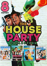The House Party Collection: 8 Movies (DVD, 2013, 2-Disc Set) New