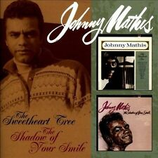 JOHNNY MATHIS The Sweetheart Tree & The Shadow of Your Smile (CD 2012) LIKE NEW