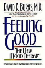 Feeling Good : The New Mood Therapy-ExLibrary