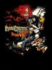 HATE ETERNAL cd cvr INFERNUS Official SHIRT LRG new