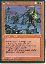 MAGIC THE GATHERING ICE AGE RED CONQUER