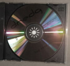 Dredg ‎– Bug Eyes CDr, Promo Interscope Records 2006, Mint.