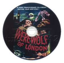 Werewolf of London (1935) Drama, Fantasy, Horror Movie on DVD