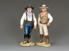 TRW102 Two Old Texas Ranger Captains by King and Country