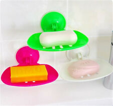 Bathroom Accessories Soap Dishes Strong Suction Cup Wall Soap Box Holder G824