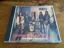 KISS Carnival of souls - The final sessions - CD
