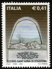 ITALY MNH 2002 SG2777 MONUMENT TO THE VICTIMS OF MASSACRE AT ST ANNA DI STAZZEMA