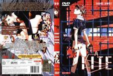 DVD FILM ANIME/MANGA JAPAN ACTION EROTIC MOVIE-A KITE  bible black,mezzo forte,x