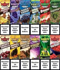 20 Pack of 2 BLUNT WRAP - JUICY JAY'S - CHOOSE YOUR FLAVOURS - ROLLING PAPER