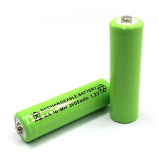 1pc AAA LR3 R03 1800mAh Ni-MH Rechargeable Battery Green 3A Cell Power 1.2V