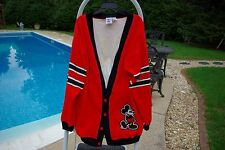 Vintage Mickey Mouse Varsity Jacket by J.G. Hook from Disney World 90's Size L