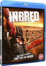 Inbred NEW Blu-Ray Disc Alex Chandon Jo Hartley Seamus O'Neill James Doherty