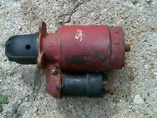 Farmall 560 460 rowcrop Tractor IH good working 12V engine starter assembly