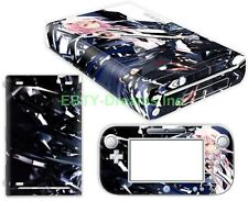 Guilty Crown Anime Girl Inori Yuzuriha Vinyl Skin Sticker Decal Protector Wii U