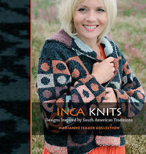 INCA KNITS: DESIGNS INSPIRED by Marianne Isager : WH2-R2D : PBL 163 : NEW BOOK