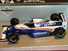 1:18 Minichamps Ayrton Senna Test Car Williams/FW15/16 Original Release180941002