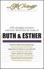 Ruth and Esther (LifeChange)-ExLibrary