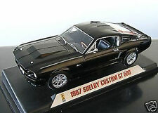1:18 Shelby Collectibles  -  1967 ELEANOR Shelby Mustang GT 500 CUSTOM BLACK