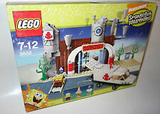 LEGO® 3832 Spongebob Der Notfallraum NEU OVP_The Emergency Room New MISB NRFB
