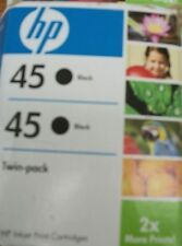 HP INKJET PRINT SINGLE BLACK CARTRIDGE-NOT A TWIN PACK!