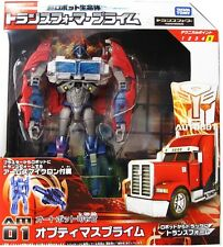 TAKARA TOMY TRANSFORMERS PRIME ARMS MICRON AM-01 OPTIMUS PRIME ACTION FIGURE