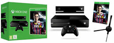 Microsoft Xbox One (Latest Model) - FIFA 14 Bundle 500 GB Black Console