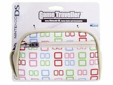 New Officially Licensed Nintendo DS/DSi Game Traveller Case Cover Bag in White