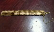Monet 180mm Gold Coloured Bracelet