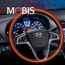 OEM Genuine Heated Steering Wheel Kit for HYUNDAI 2011 - 2016 Accent / Solaris