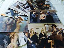 QUARTIER DISCIPLINAIRE POUR FEMMES !tres rare jeu 9 photos cinema sexy erotique