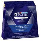 20x Teeth Whitening Strips Streifen 10 Sachets Zahn weiss Aufhellung Crest3D