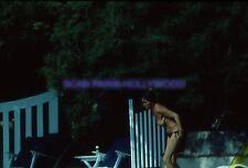 SEXY BRIGITTE BARDOT 80s DIAPOSITIVE DE PRESSE VINTAGE SLIDE PAPARRAZI  #10