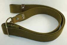 USSR Dated Original Soviet Russian AK SKS SVD Rifle Carrying SLING BELT