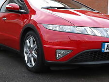 Honda Civic Foglight covers/protectors LIGHT TINT SPECIAL PRICE!
