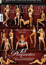 Playboy 01/2011  KELLY BROOK + Kalender!!!  Januar/2011