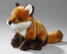 NEW PLUSH CUDDLY CRITTERS FOX CUB SOFT TOY TEDDY