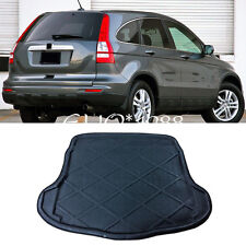 Car Interior Rear Trunk Mat Carpet 1pcs for Honda CRV CR-V 2007 - 2011