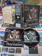 Playstation PS1:Blaze & Blade - Legend Of Foresia [TOP & RARE] COMPLET - Pal