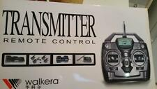 WALKERA 40 MHZ TRANSMITTER 6CH RECEIVER FM MODE 1 ONLY