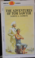 The Adventures Of Tom Sawyer by Samuel L.Clemens (Minster Classics paperback)