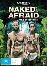 NAKED AND AFRAID: WILD ENCOUNTERS - New DVD R4