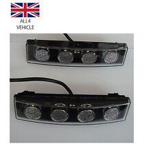 PAIR LED SUN VISOR LIGHTS FOR SCANIA 12V 24V