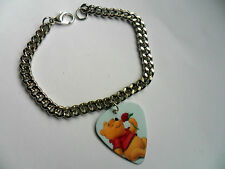 WINNIE THE POOH Guitar Pick / Plectrum Bracelet at any length