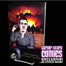 The SMITHS Unite & Take Over Comic TP Comic Book Anthology Exclusive MORRISSEY!