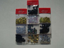 A Night On The Town Sequins Bead DIY jewellery Arts Crafts 10pk Embellishments