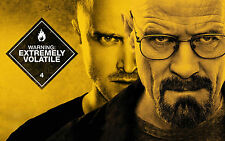 Poster A3 Breaking Bad Walter White 03