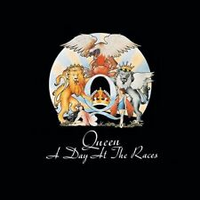 QUEEN A DAY AT THE RACES REMASTERED 2 CD NEW