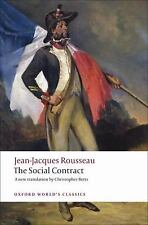 The Social Contract by Jean-jacques Rousseau (2009,...