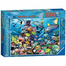 Ravensburger Puzzle - Jewels Of The Sea - 1000 pcs - 193264